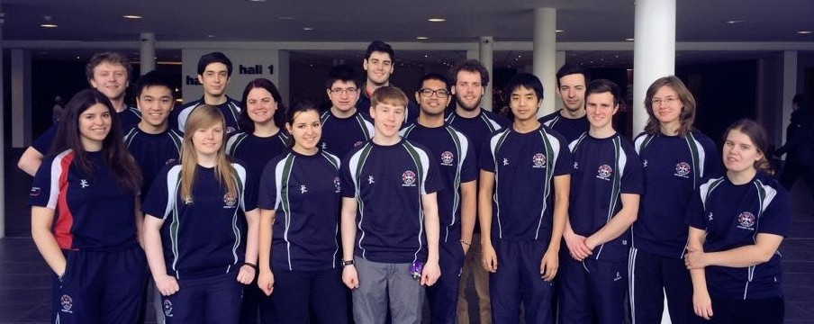 EUAC's Record Breaking Medal Count at BUCS Indoors 2014